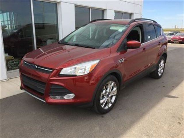 2014 ford escape se 4x4 ecoboost fully equipped leduc alberta used car for sale 2214318. Black Bedroom Furniture Sets. Home Design Ideas
