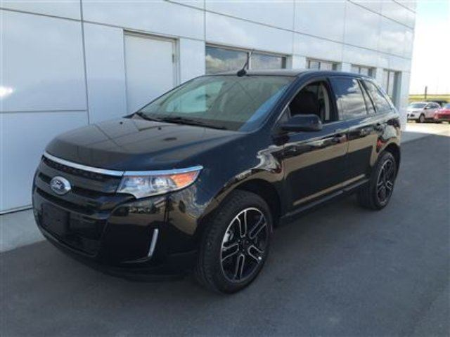 2014 FORD Edge SEL All Wheel Drive Navigation Appearance Pkg in Leduc, Alberta