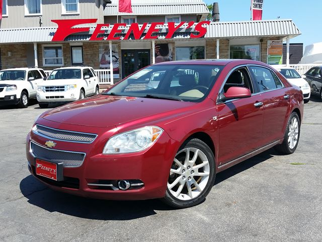 2008 chevrolet malibu ltz red feeney car sales. Black Bedroom Furniture Sets. Home Design Ideas