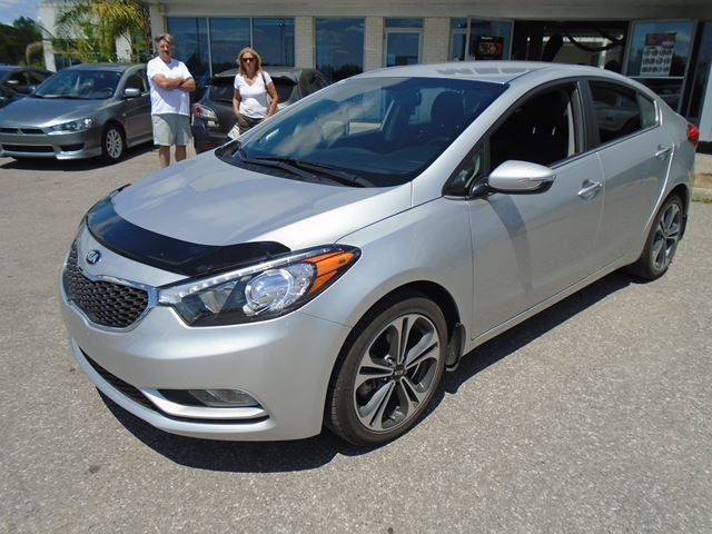 2014 kia forte ex gdi r cam silver mega automobile. Black Bedroom Furniture Sets. Home Design Ideas