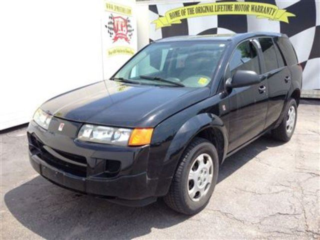2003 saturn vue 4 cyl automatic awd in burlington ontario