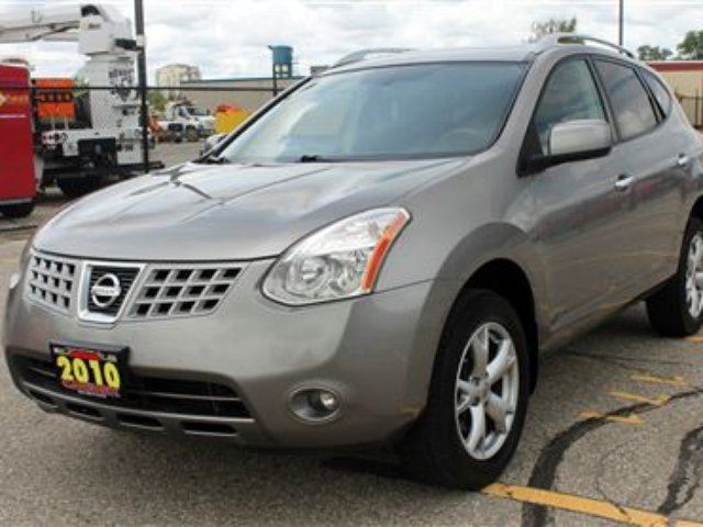2010 nissan rogue sl waterloo ontario used car for sale. Black Bedroom Furniture Sets. Home Design Ideas