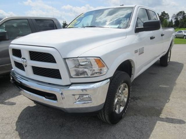 2015 dodge ram 2500 5 7l hemi ready to work 39 outdoorsman 39 model 5 in bradford ontario. Black Bedroom Furniture Sets. Home Design Ideas
