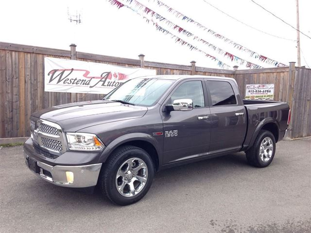 2015 dodge ram 1500 laramie eco diesel stittsville ontario used car for sale 2217724. Black Bedroom Furniture Sets. Home Design Ideas