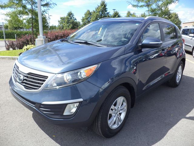 2011 kia sportage lx automatique in longueuil quebec