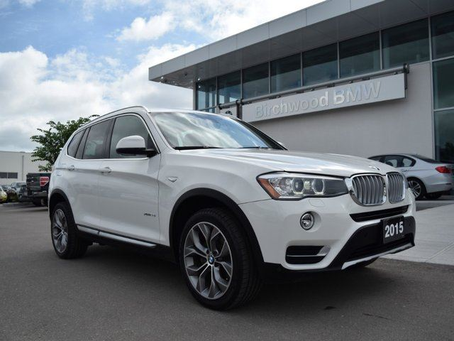 2015 bmw x3 28i xdrive navigation premium enhanced package winnipeg manitoba used car for. Black Bedroom Furniture Sets. Home Design Ideas