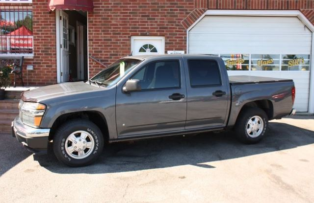 2008 chevrolet colorado lt in bowmanville ontario. Black Bedroom Furniture Sets. Home Design Ideas