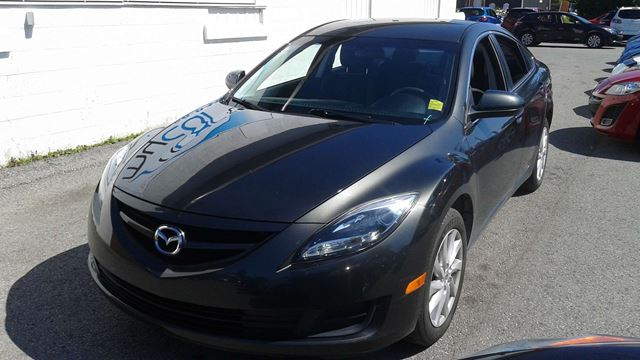 2012 mazda mazda6 gs i4 richmond ontario used car for. Black Bedroom Furniture Sets. Home Design Ideas