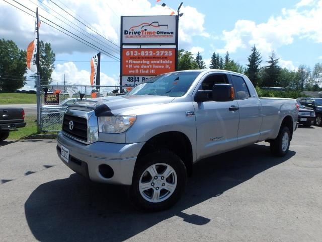2009 toyota tundra sr5 ottawa ontario used car for sale. Black Bedroom Furniture Sets. Home Design Ideas