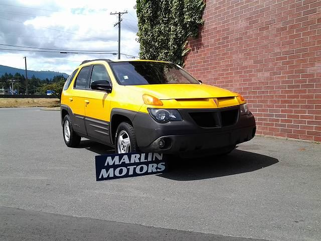 2001 PONTIAC AZTEK Base in Koksilah, British Columbia