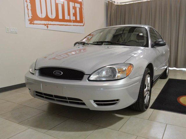 2005 ford taurus se edmonton alberta used car for sale. Black Bedroom Furniture Sets. Home Design Ideas