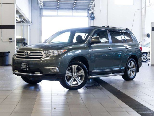 2013 toyota highlander awd limited with navigation kelowna british columbia used car for sale. Black Bedroom Furniture Sets. Home Design Ideas
