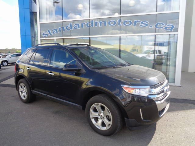 2011 ford edge sel safety rating