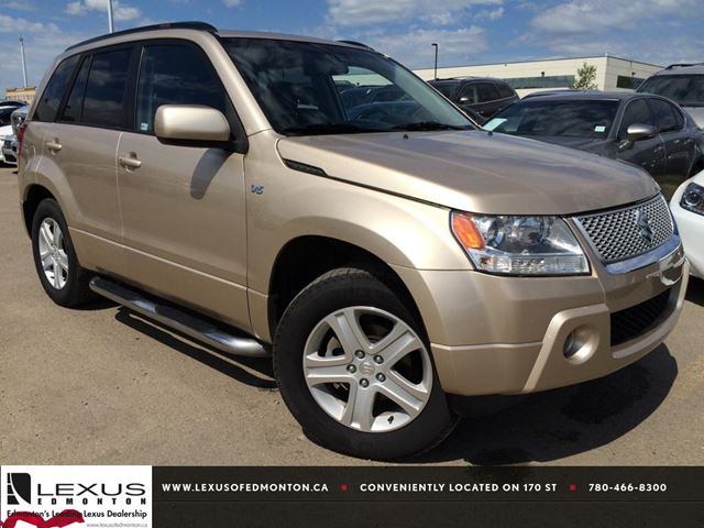 2008 Suzuki Grand Vitara Edmonton Alberta Used Car For