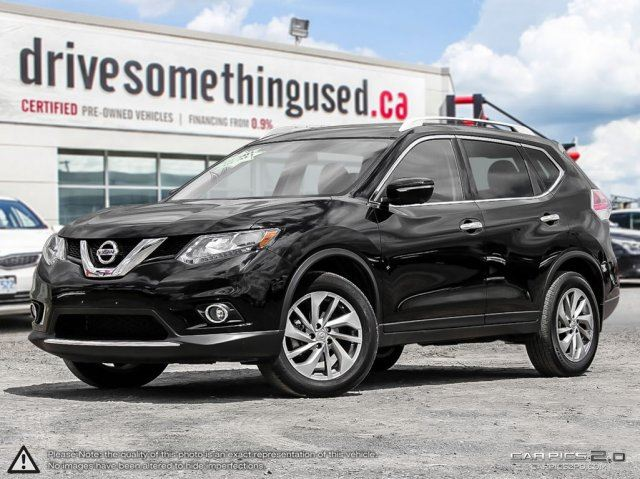 2015 nissan rogue sl awd w premium pkg navigation ottawa ontario new car for sale 2219455. Black Bedroom Furniture Sets. Home Design Ideas