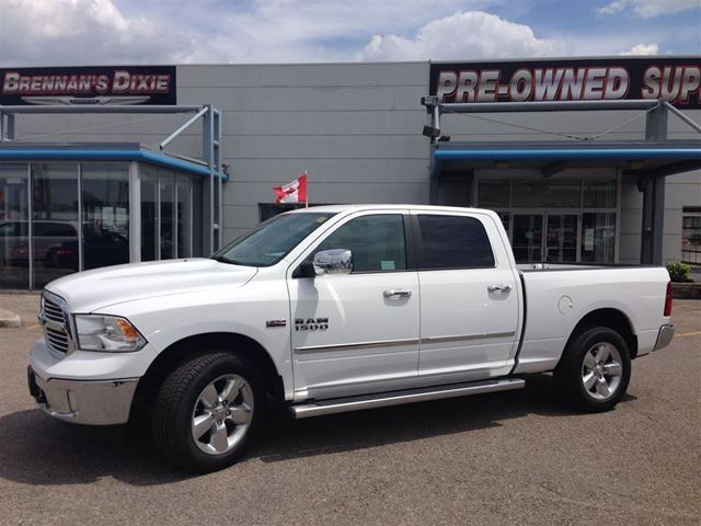 2014 dodge ram 1500 big horn brampton ontario used car for sale 2220659. Black Bedroom Furniture Sets. Home Design Ideas