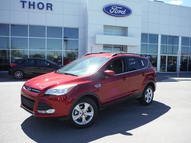 2015 ford escape se orillia ontario new car for sale 2220709. Black Bedroom Furniture Sets. Home Design Ideas