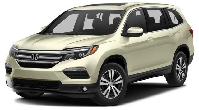 2016 honda pilot ex l res barrie ontario new car for. Black Bedroom Furniture Sets. Home Design Ideas