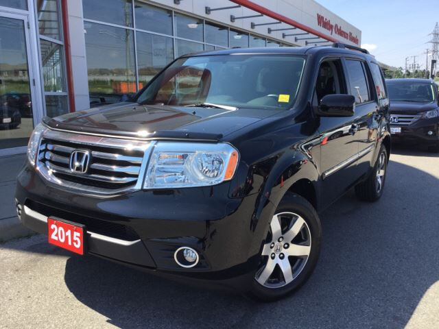 2015 honda pilot whitby ontario used car for sale 2220078. Black Bedroom Furniture Sets. Home Design Ideas