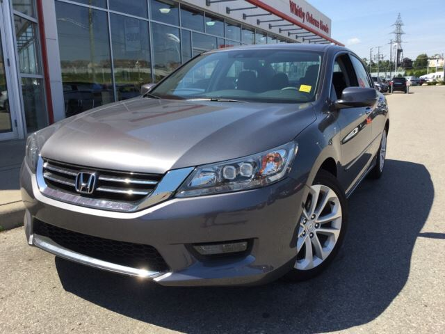 2015 honda accord whitby ontario used car for sale for Honda accord 201