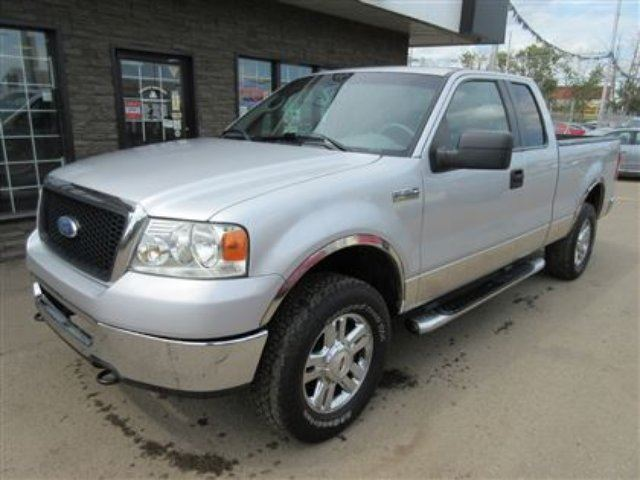 2006 Ford F 150 Xlt 4x4 1 Owner Silver Family Motors