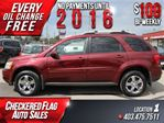 2009 Pontiac Torrent GT W/ Power Seats-Power Sunroof-Alloys in Calgary, Alberta
