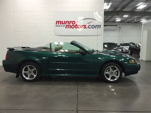 2003 Ford Mustang GT Deluxe Convertible Leather - St ...