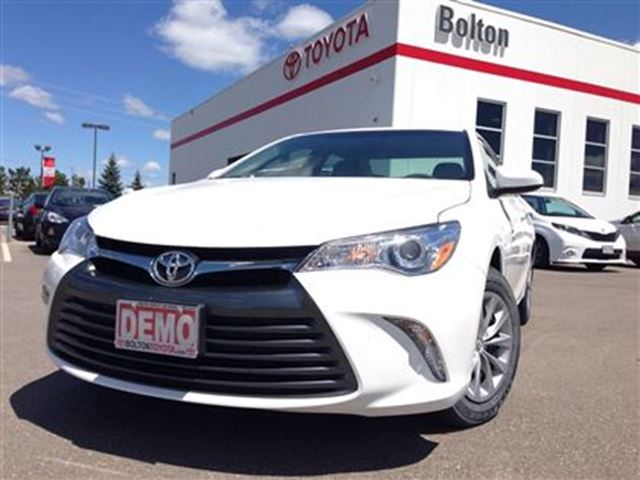 2015 toyota camry le bolton ontario used car for sale 2221169. Black Bedroom Furniture Sets. Home Design Ideas