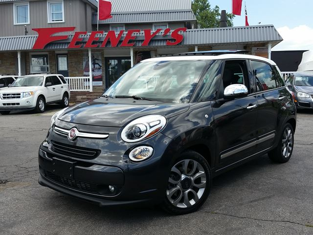2014 fiat 500l lounge grey feeney car sales. Black Bedroom Furniture Sets. Home Design Ideas