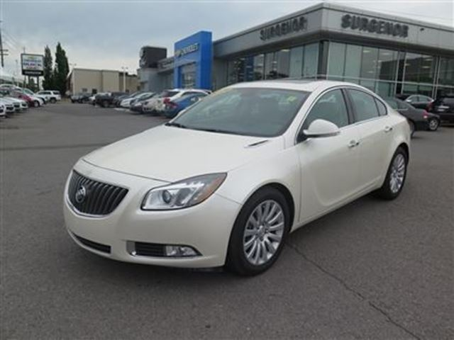 new 2013 buick regal prices nadaguides new car prices and. Black Bedroom Furniture Sets. Home Design Ideas
