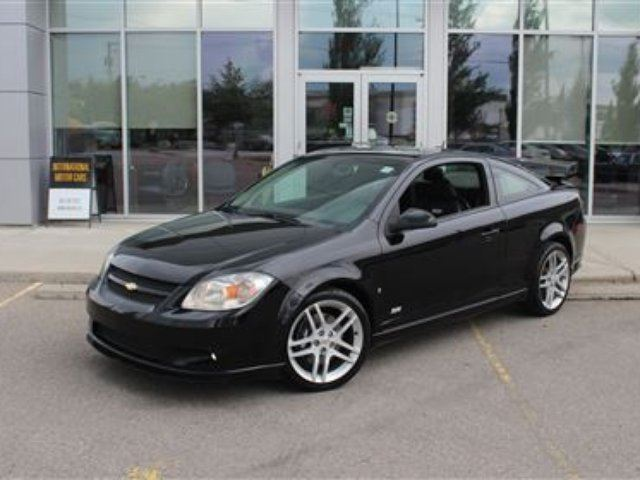 2009 chevrolet cobalt ss turbo very rare low kms. Black Bedroom Furniture Sets. Home Design Ideas