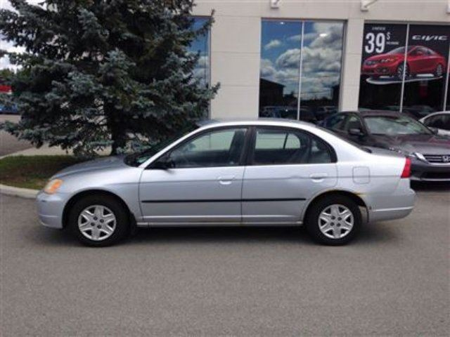 2003 honda civic dx g gatineau quebec used car for sale. Black Bedroom Furniture Sets. Home Design Ideas
