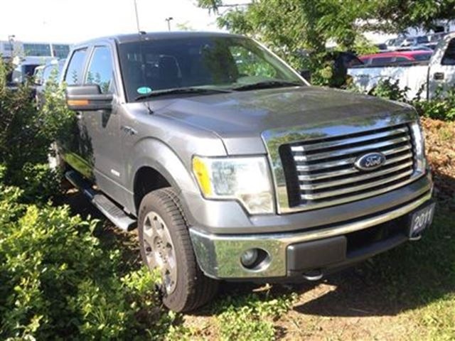 2011 ford f 150 xlt ecoboost side steps mississauga ontario used car for sale 2223564. Black Bedroom Furniture Sets. Home Design Ideas