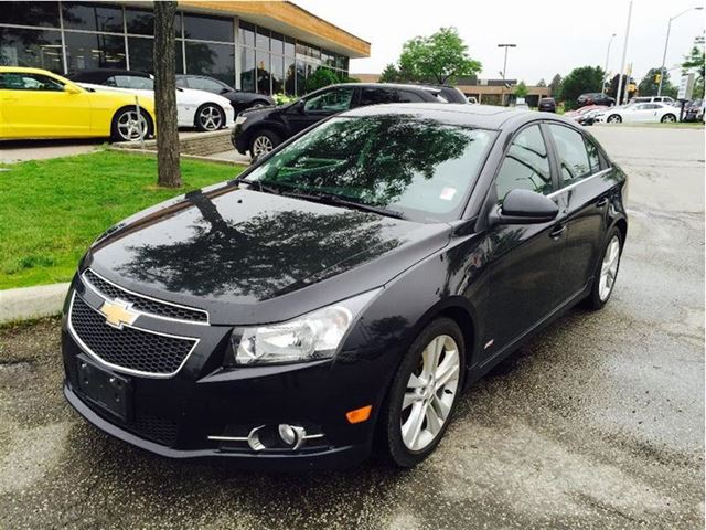 2013 chevrolet cruze lt turbo woodbridge ontario used car for sale 2225416. Black Bedroom Furniture Sets. Home Design Ideas