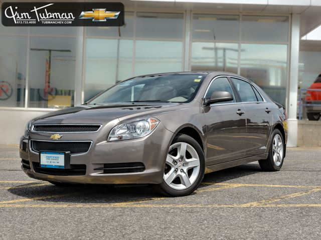 2012 chevrolet malibu ls ottawa ontario used car for. Black Bedroom Furniture Sets. Home Design Ideas