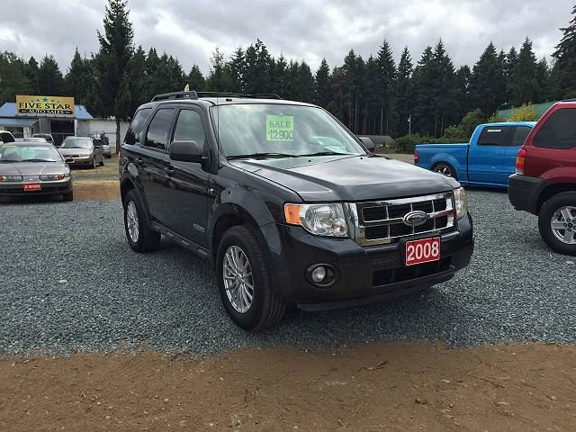 2008 Ford Escape Xlt Parksville British Columbia Used Car For Sale 2225872