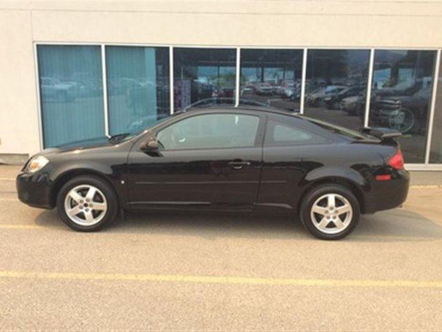 2010 PONTIAC G5 SE in Vernon, British Columbia