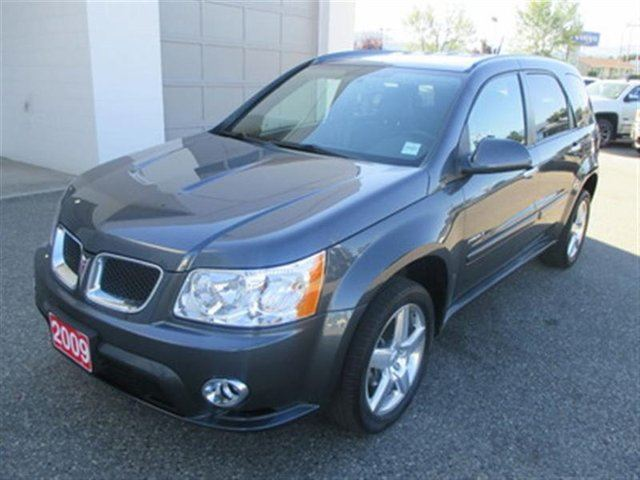 2009 PONTIAC TORRENT GXP in Kelowna, British Columbia