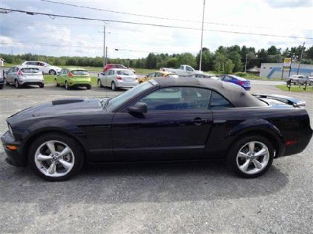 2008 ford mustang gt granby quebec used car for sale. Black Bedroom Furniture Sets. Home Design Ideas