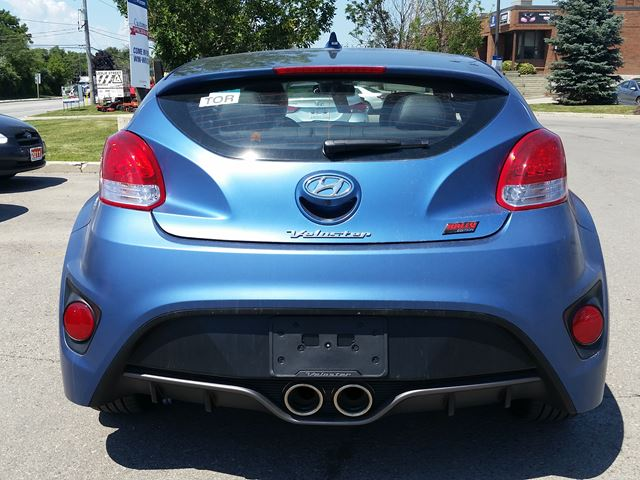 2016 hyundai veloster turbo rally edition rare only 300 made newmarket ontario new car for. Black Bedroom Furniture Sets. Home Design Ideas