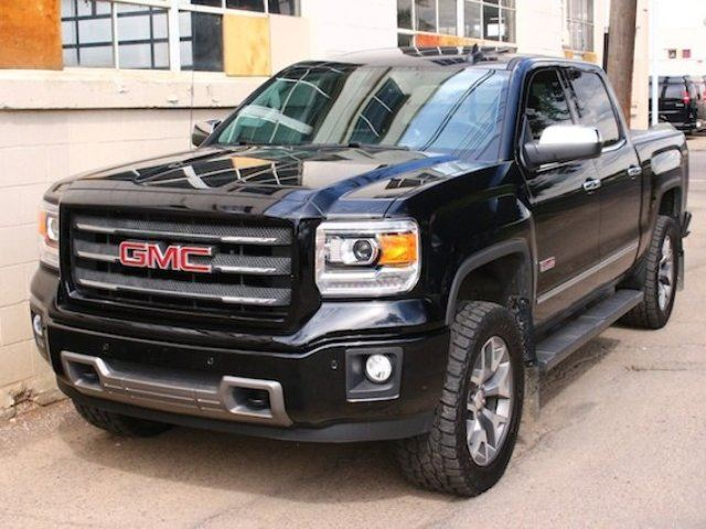 2015 Gmc Sierra 1500 Slt All Terrain Loaded Lifted Tons Of