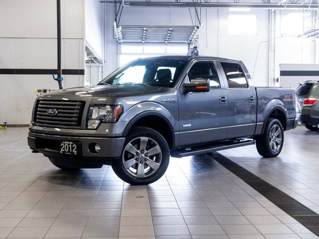 2012 ford f 150 4x4 fx4 ecoboost supercrew kelowna british columbia used car for sale 2226253. Black Bedroom Furniture Sets. Home Design Ideas