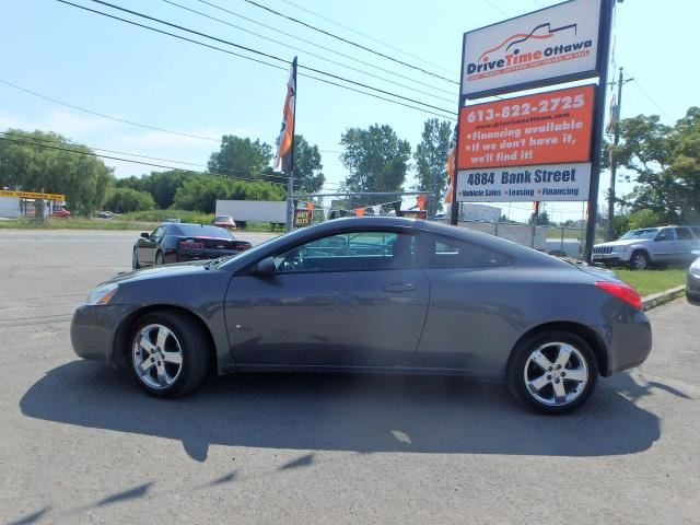 2008 Pontiac G6 Gt Ottawa Ontario Used Car For Sale
