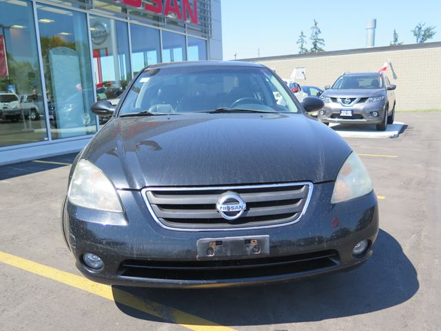 2002 nissan altima se stratford ontario car for sale. Black Bedroom Furniture Sets. Home Design Ideas