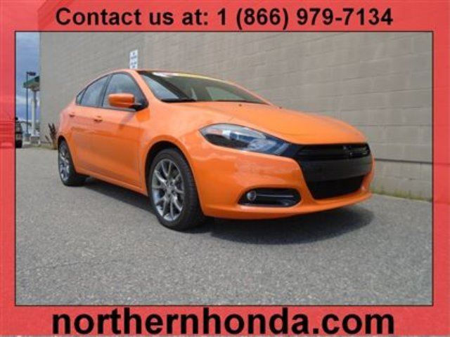 2014 dodge dart sxt one owner low kms dark ambe. Black Bedroom Furniture Sets. Home Design Ideas