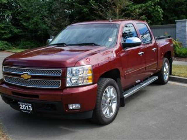 2013 chevrolet silverado 1500 1500 ltz 4x4 no accidents in campbell. Cars Review. Best American Auto & Cars Review