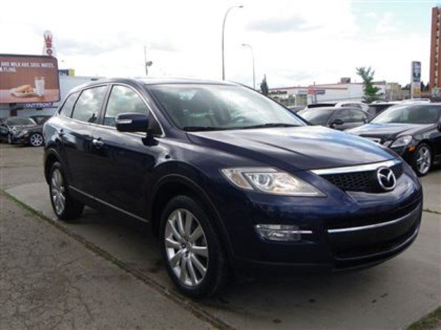 2009 mazda cx 9 gt awd leather sunroof 7 passenger. Black Bedroom Furniture Sets. Home Design Ideas