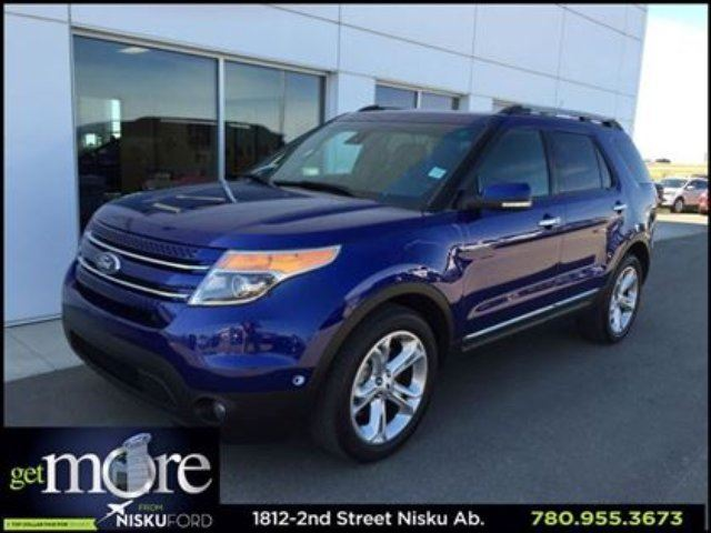 2014 FORD Explorer Limited in Leduc, Alberta