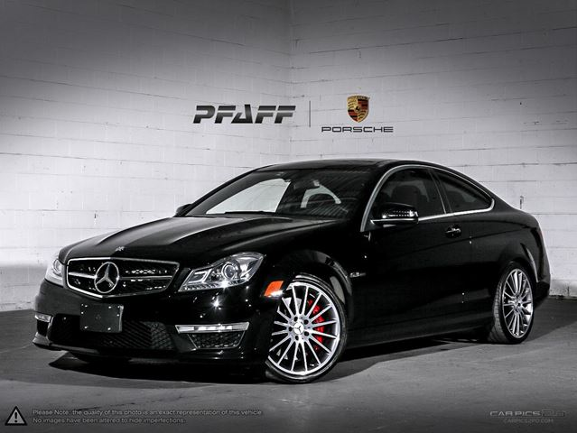 2012 mercedes benz c63 amg coupe woodbridge ontario for 2012 mercedes benz c63 amg coupe for sale