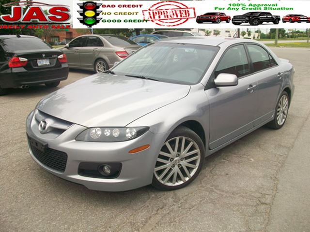 2006 mazda mazda6 mazdaspeed concord ontario used car. Black Bedroom Furniture Sets. Home Design Ideas
